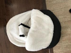 Infant carrier snuggle sack