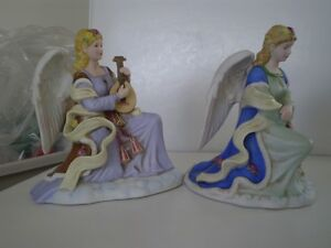 "Royal Doulton Figurines - "" Angels "" - Signed Kitchener / Waterloo Kitchener Area image 4"