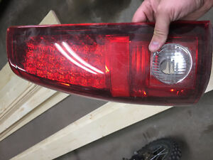 Led tail lights for Sierra 1500