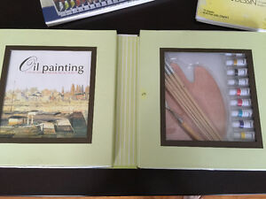 Art Painting Supplies Spice Box Royal Langnickel Windsor &Newton Cambridge Kitchener Area image 3