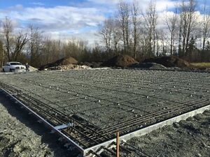 STEEL BUILDING FOUNDATIONS