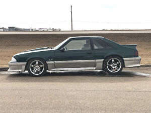 1991 Ford Mustang Gt Coupe trade or sell