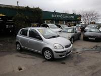 Toyota Yaris 1.3 VVT-i T3 2006 76000MLS 5DR EXCELLENT