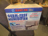 Germ Free Humidifier  in Box