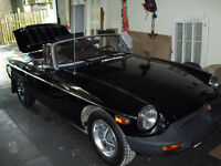 1975 MGB - Classic in excellent condition