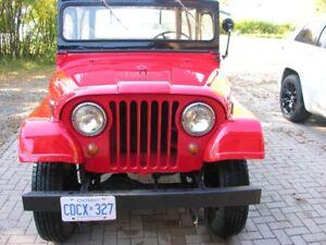 1964 Jeep CJ5A