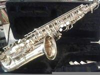 Alto Saxophone - as new