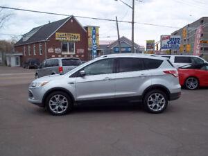 2016 Ford Escape Titanium SUV, 4X4- St # 1065