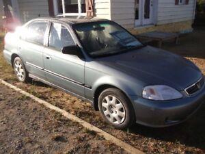 1999 Honda Civic 132 oookm
