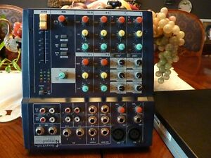 Mixer Sound Craft