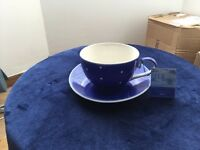 Whittard of Chelsea cup and saucer