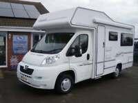 2009 Peugeot Elddis Sunseeker 140 Motorhome 2.2 100bhp PAS