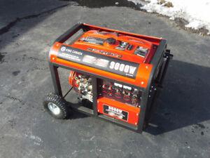 Generator - Heavy Duty