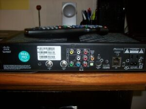 Cable TV Receiver Rogers NextBox 4642HD