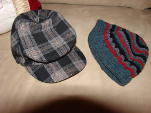 Size 5 hats and mitts girls