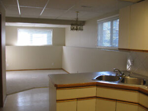 Basement Suite for rent in Country Hills N.W.  Near Airport.