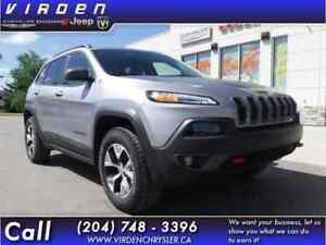 2017 Jeep Cherokee Trailhawk - Sunroof - $235.62 B/W