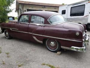 wanted parts for a 53 era pontiac or chev