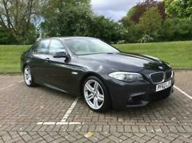 image for 2012 BMW 5 Series 520d M Sport 4dr SALOON Diesel Manual
