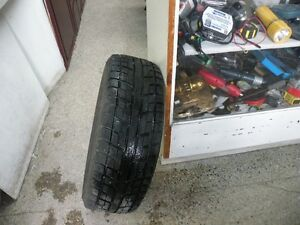4 pneus Yokohama, hiver