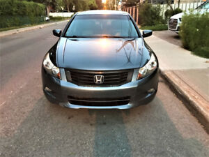 2009 Honda Accord EXL Navi,Leather,Bluetooth