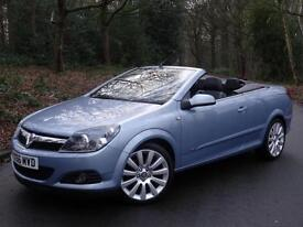2006 56 Vauxhall Astra 1.9CDTi 16v (150ps) Twin Top Design TOP SPEC!! STUNNING!!