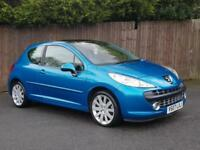 2007 PEUGEOT 207 1.6 HDi 110 GT 3dr
