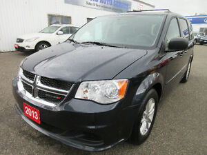 2013 Dodge Caravan SXT,CLEAN CAR!CERTIFIED!WARRANTY!$14,995
