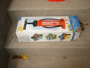 BIKE TIRE PUMP WITH ATTACHMENTS(BALL PUMP) London Ontario image 2