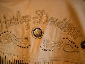Harley jacket and pants ladies large    recycledgear.ca Kawartha Lakes Peterborough Area image 9