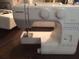 JANOME J1012 SEWING MACHINE