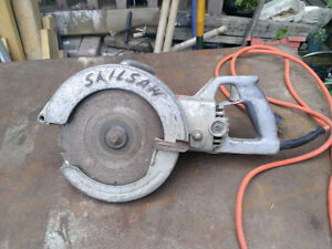 SKILSAW SUPER SAW ,PICK UP ONLY ??