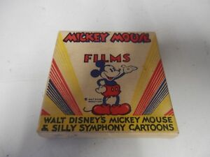 MICKEY MOUSE FILM REEL