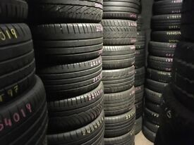 Tyre shop . New & Part Worn tyres . Runflat Tires in Stock . PartWorn used tyres