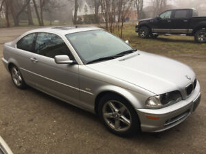 LIKE NEW CONDITION - 2002 BMW 325ci