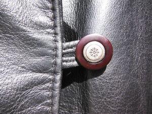 Leather Coat - full length trench Peterborough Peterborough Area image 6