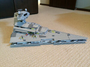 Lego Star Wars Imperial Star Destroyer 6211 100% Complete Edmonton Edmonton Area image 1