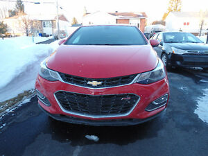 2017 Chevrolet Cruze LT RS Berline