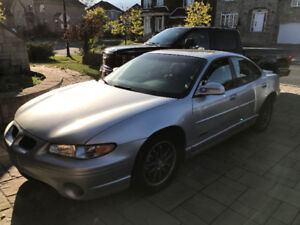 2003 Pontiac Grand Prix GTP Supercharged Berline