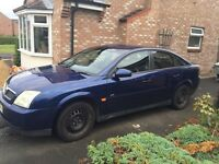 Vauxhall Vectra 2005 Diesel