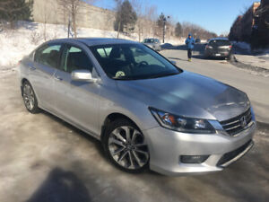 2015 Honda Accord Berline Sport
