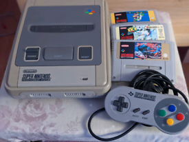 Super Nintendo (SNES) Original