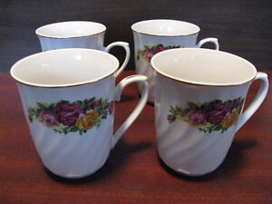China Cups,Sugar & Cream set