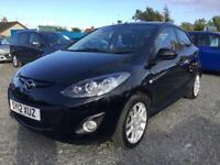 2012 Mazda 2 1.5 ( 103ps ) Sport***3 MONTHS WARRANTY ***FINANCE AVAILABLE