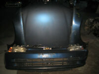 92 95 HONDA CIVIC EG6 FRONT END NOSE CUT JDM CIVIC EG CONVERSION