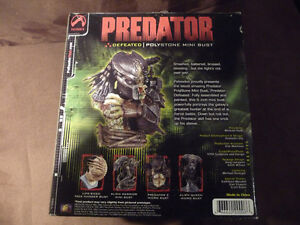 Predator Defeated Limited  Bust West Island Greater Montréal image 10