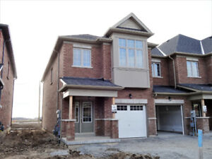 Executive Brand New End Townhouse in Thorold Avail. Immediately
