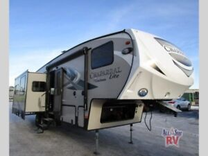 2018 Coachmen RV Chaparral Lite 30RLS