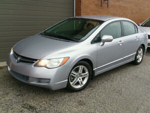 2006 acura csx touring **CERTIFIED**