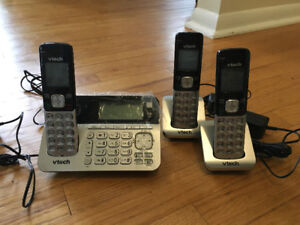 NEW - Vteck cordless phones